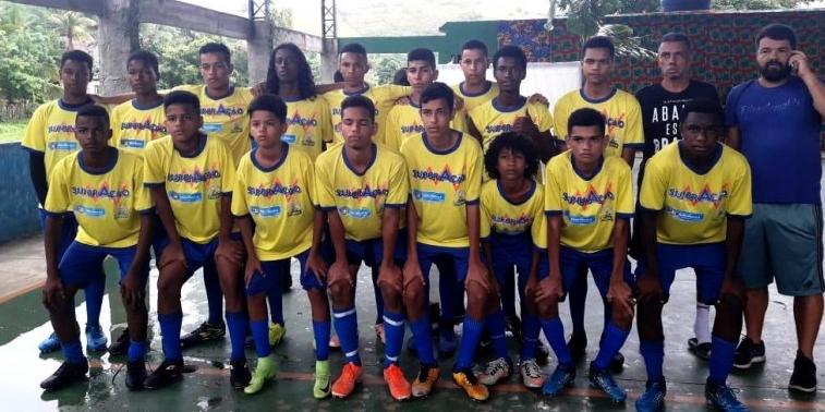 Copa Asvale de futebol agita jovens atletas da região